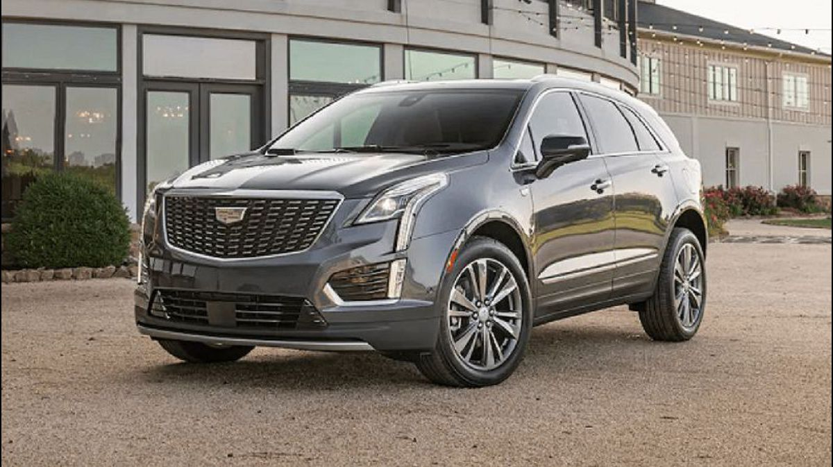 2021 Cadillac Xt5 Out Changes Release Date V Tom Deals Platinum Edition
