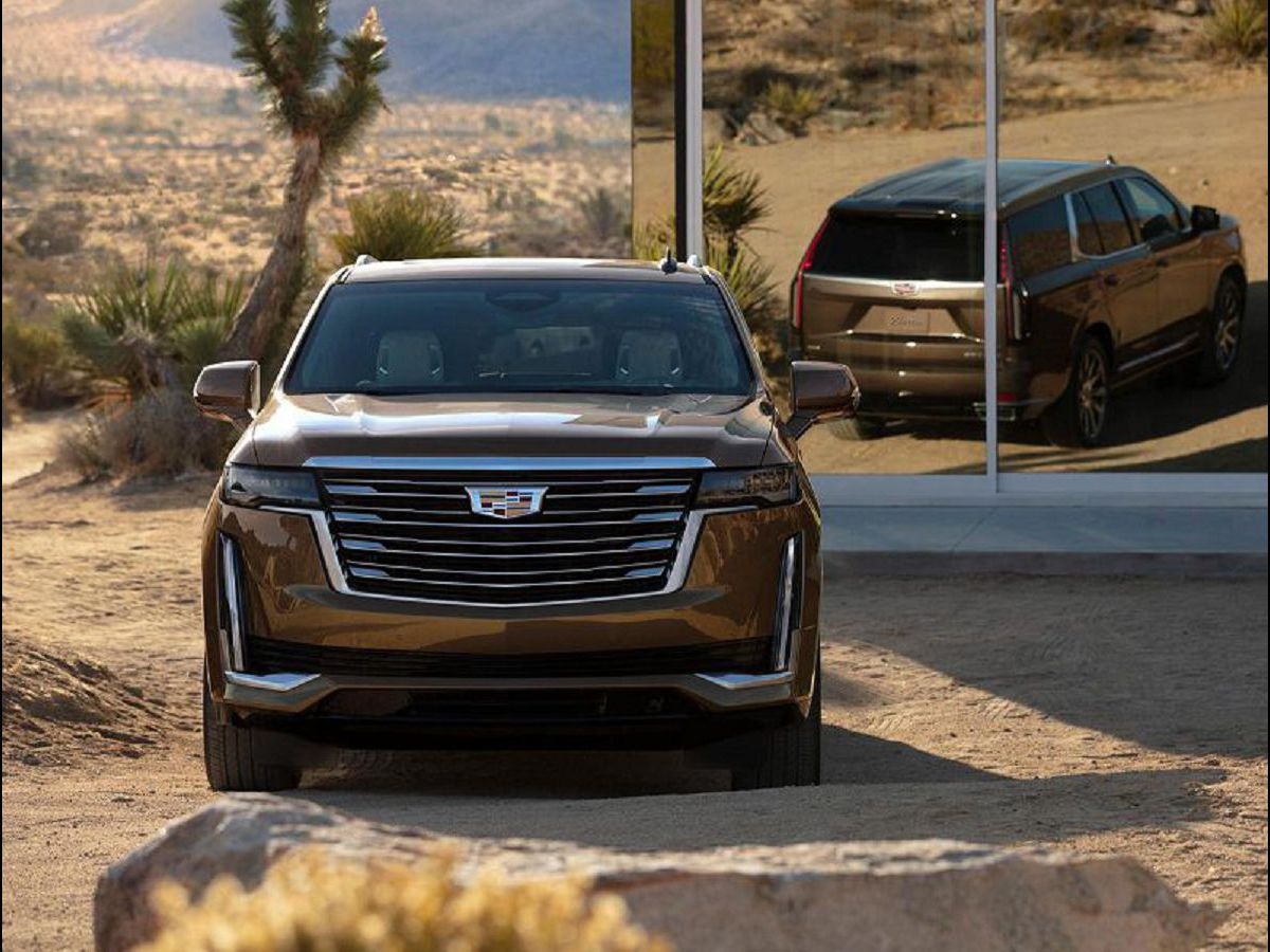 2021 Cadillac Xt5 Will Be Available Do The Come Chrome Grille Headlight