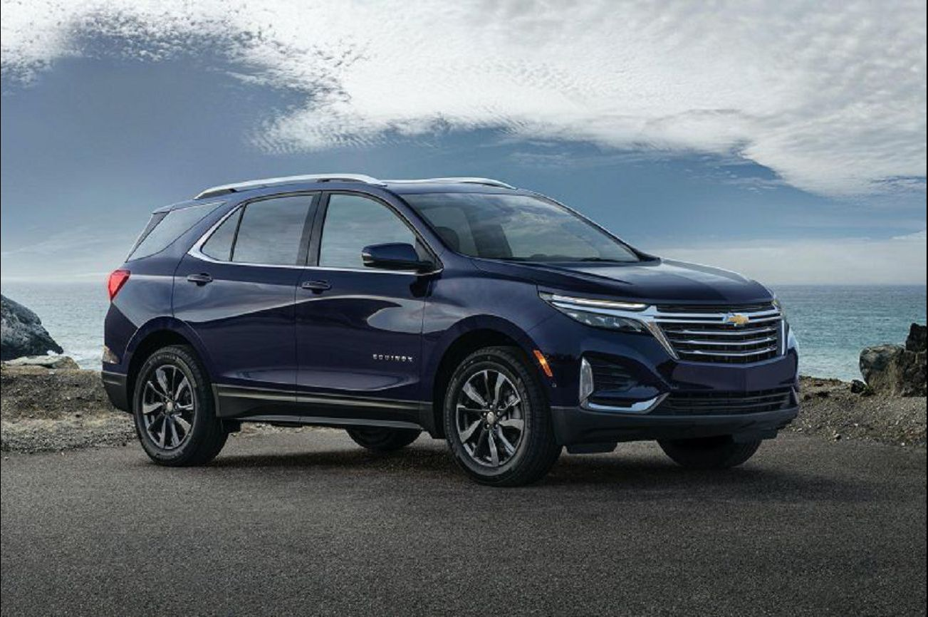 2021 Chevy Equinox Price Specs Reviews Interior Pictures Release Cover