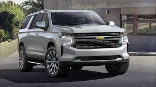 2021 chevy suburban z71 rst review design engine