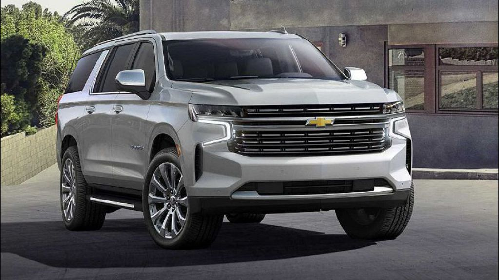 2021 Chevy Suburban Z71 For Sale Z71 High Country Rst