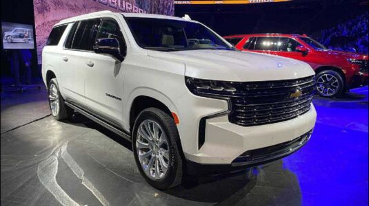 2021 Chevy Suburban Z71 Height Inside Length Photos Interior Colors