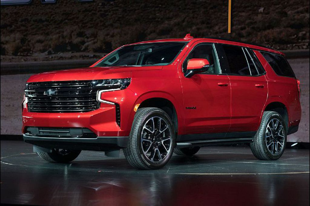 2021 Chevy Suburban Z71 Reveal Update For Sale Release Date
