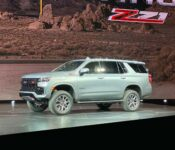 2021 Chevy Suburban Z71 Test Drive Rst Review Lt Release Date