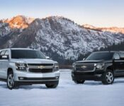 2021 Chevy Tahoe Suburban Towing Capacity Gas Mileage Off Reviews Caps