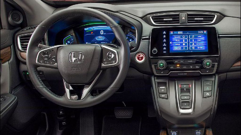 2021 Honda Cr V Changes Touring Spy Pictures And Images Redesign