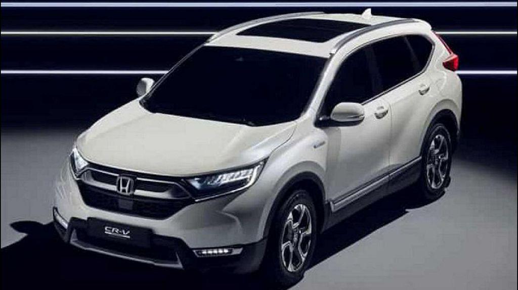 2021 Honda Cr V Pictures Release Date Colors Hybrid