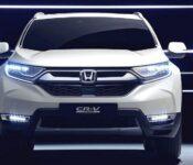 2021 Honda Cr V Touring Awd News Colors Hybrid