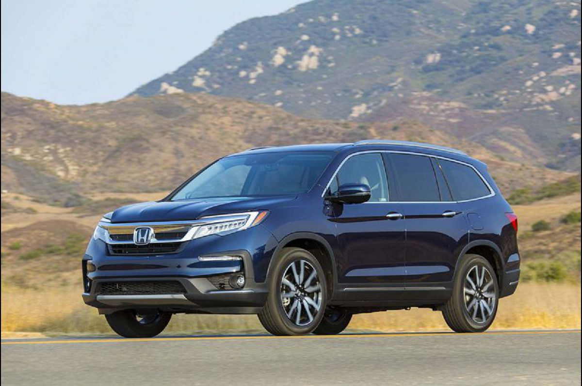 2021 Honda Pilot Pictures Spy Release Date New 10 Filter ...