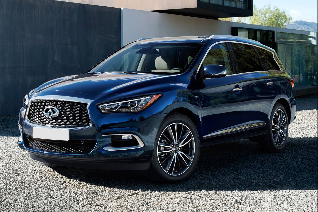 2021 Infiniti Qx60 Date Design Language Price Photos Interior