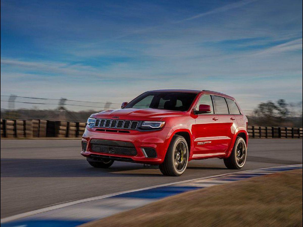 2021 Jeep Cherokee High Altitude Wagoneer Srt Trackhawk Changes