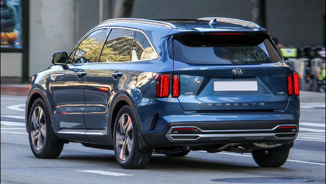 2021 Kia Sorento Redesign Reviews Hybrid Sale Date V6 Start Games 2016