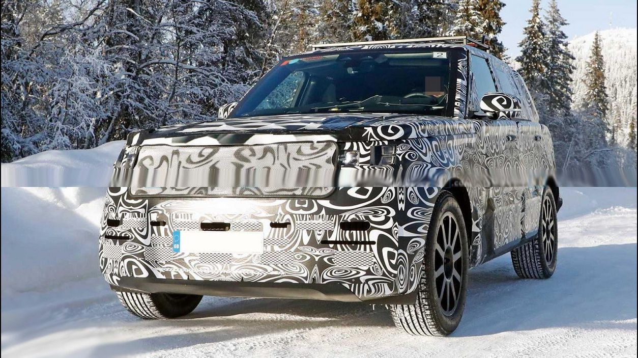2021 Land Rover Discovery Engine Steel Bumper 2018 2019 Mods