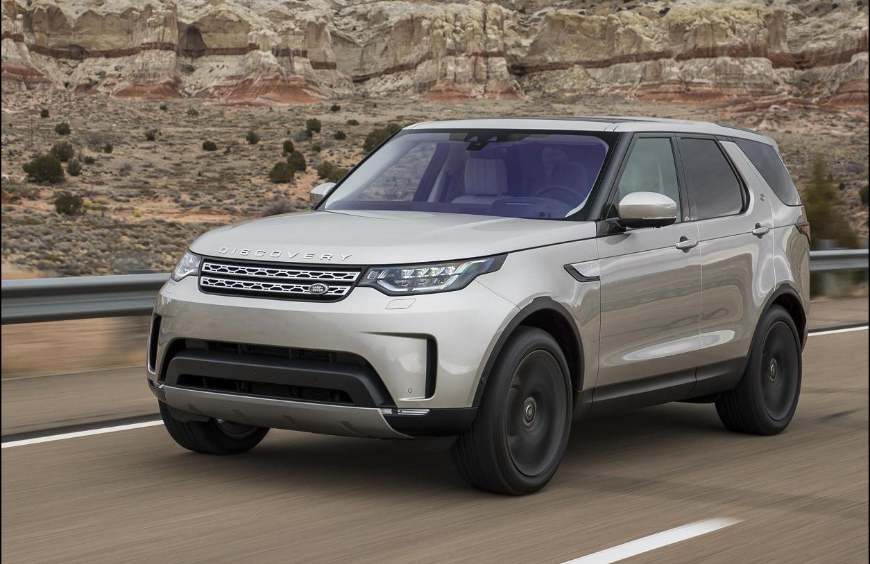 2021 Land Rover Discovery Pictures Prices 4 Mpg Pricing Suv