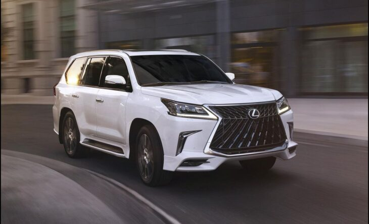 2021 Lexus Lx 570 Edition Off Road 2019 Game Simulator Land Cruiser 2018