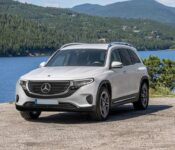 2021 Mercedes Benz Eqb All Electric Mpv For Sale