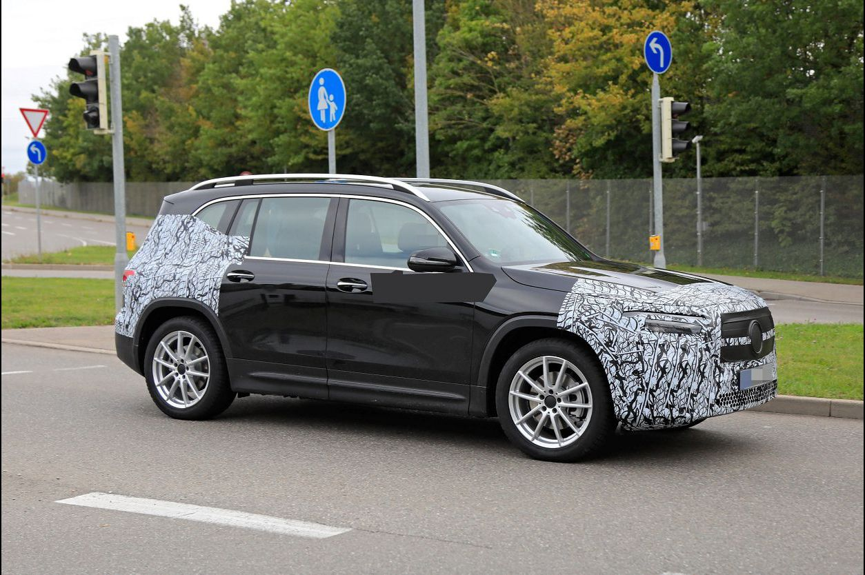 2021 Mercedes Benz Eqb Pdf Suv 2020 To Recuperation With