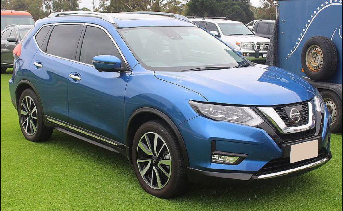2021 Nissan X Trail 2018 2015 2017 2012 2016 2004