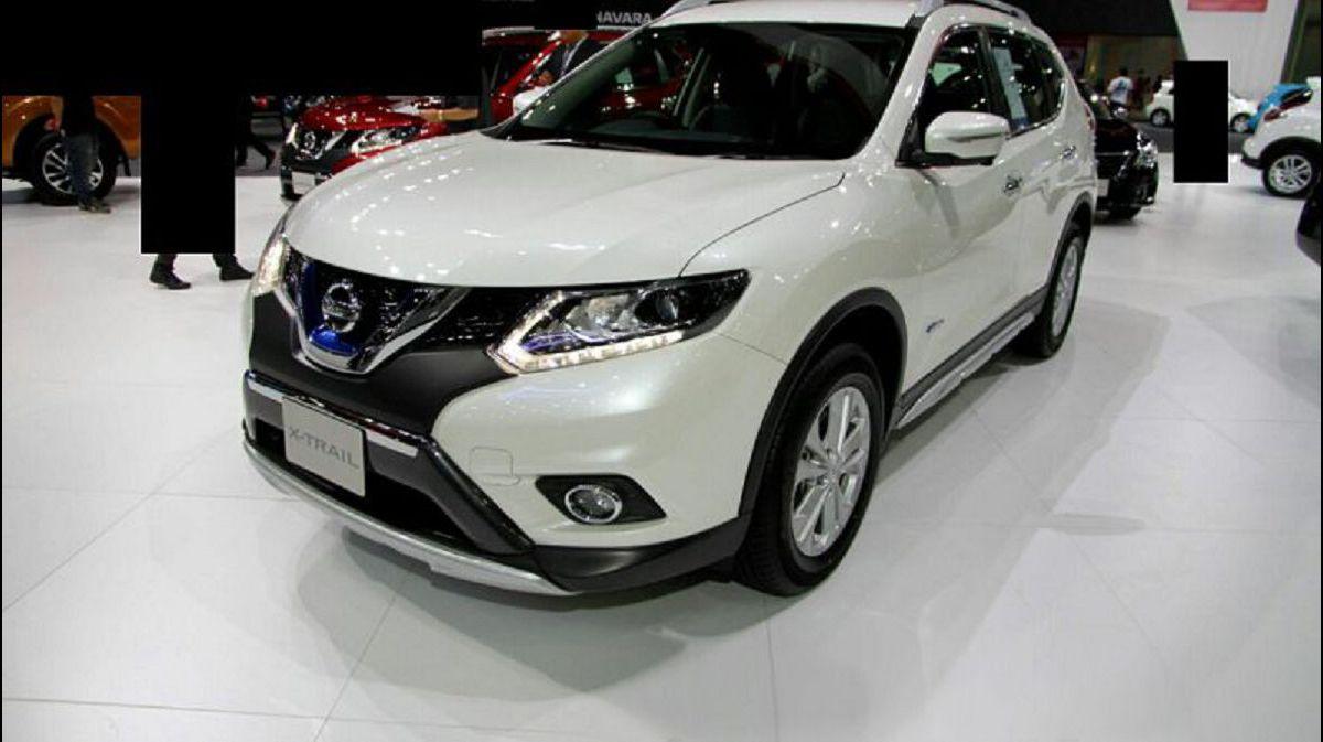 2021 Nissan X Trail Interior Model Hybrid All Philippines Price