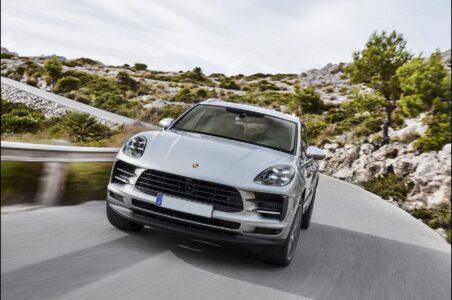 2021 Porsche Macan Date Spy Photos Price Interior Electric