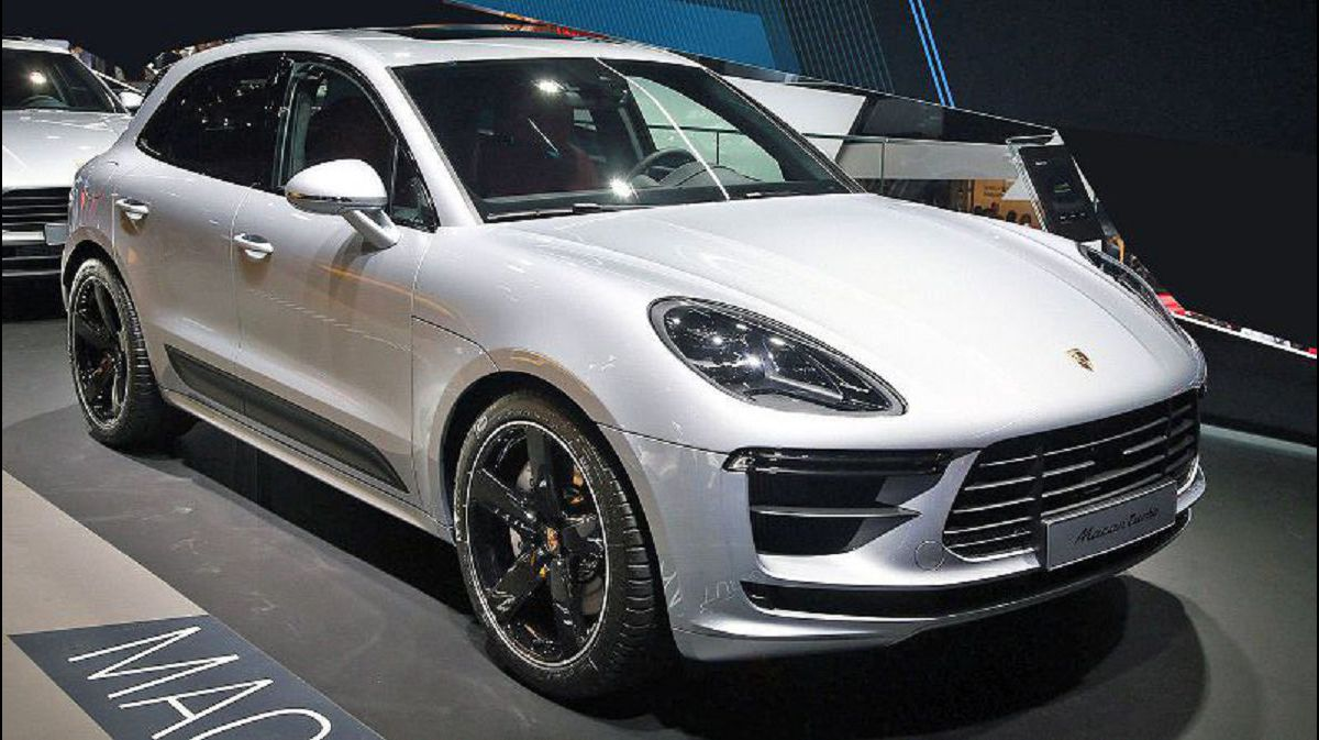 2021 Porsche Macan Mph 2018 Vs Cayenne Used Exhaust Steering Wheel