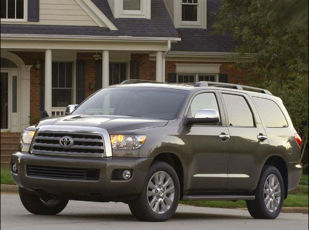 2021 Toyota Sequoia In Iowa 2014 Towing Capacity Used Cap 2001 Headlights 2003