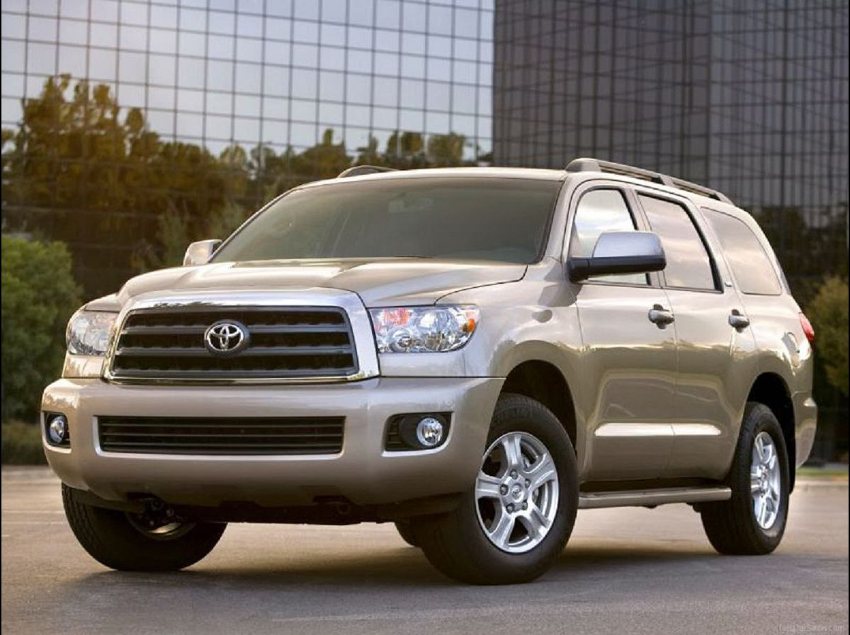 2021 Toyota Sequoia Release Date Night Edition Vehicle Photos T1a Floor