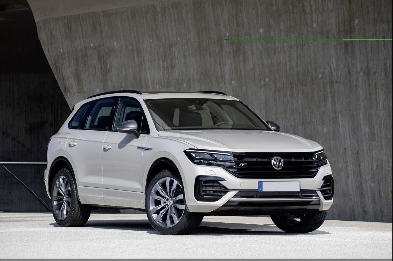 2021 Volkswagen Touareg Covers Rims Grill Lock Wheels 2018