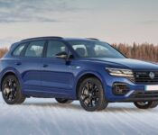 2021 Volkswagen Touareg Horizon 4 V6 игра Accessories Headlights