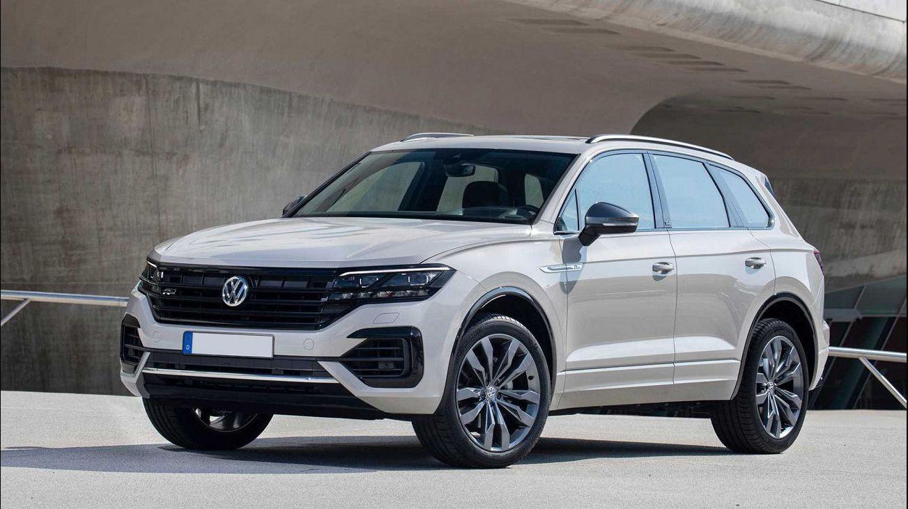 2021 Volkswagen Touareg R Tdi Reviews Review Diesel Hybrid Spirotours Com