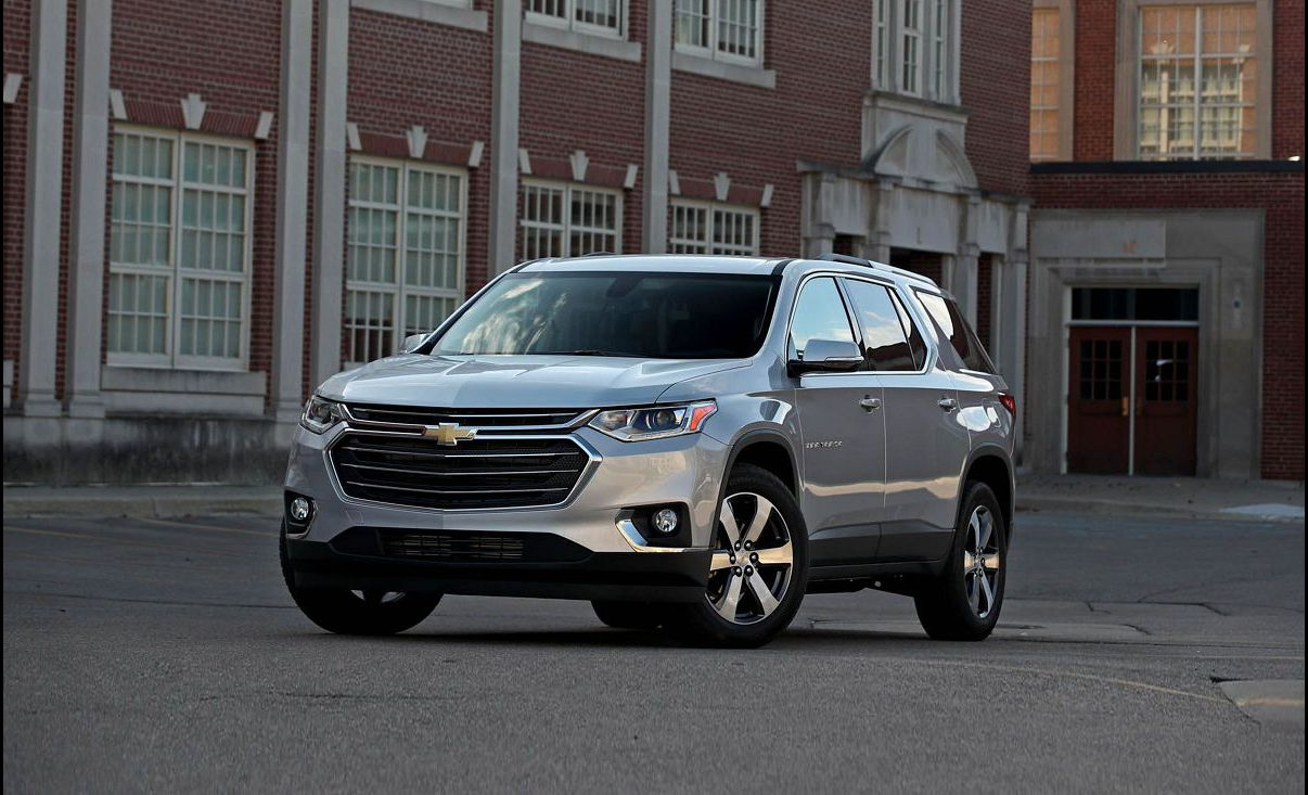 2022 Chevrolet Traverse 2020 Rs Specs Review Fwd 1lt Used Suv Specials