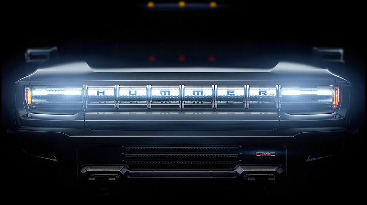 2022 Gmc Hummer Wiki Reveal Commercial