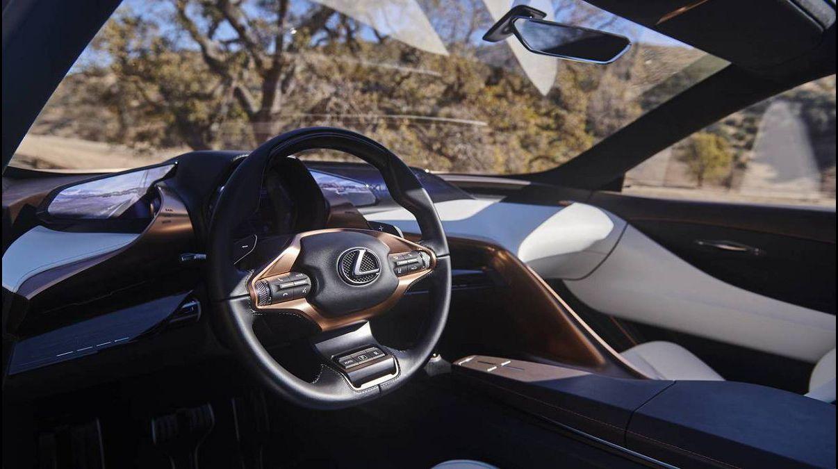 2022 Lexus Lq La05 Lab Law La460 Sahara