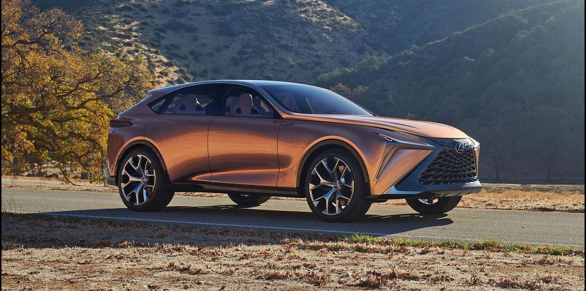 2022 Lexus Lq Land Cruiser Equivalent Paint