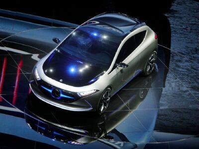 2022 Mercedes Eqa Amg Line Release Date