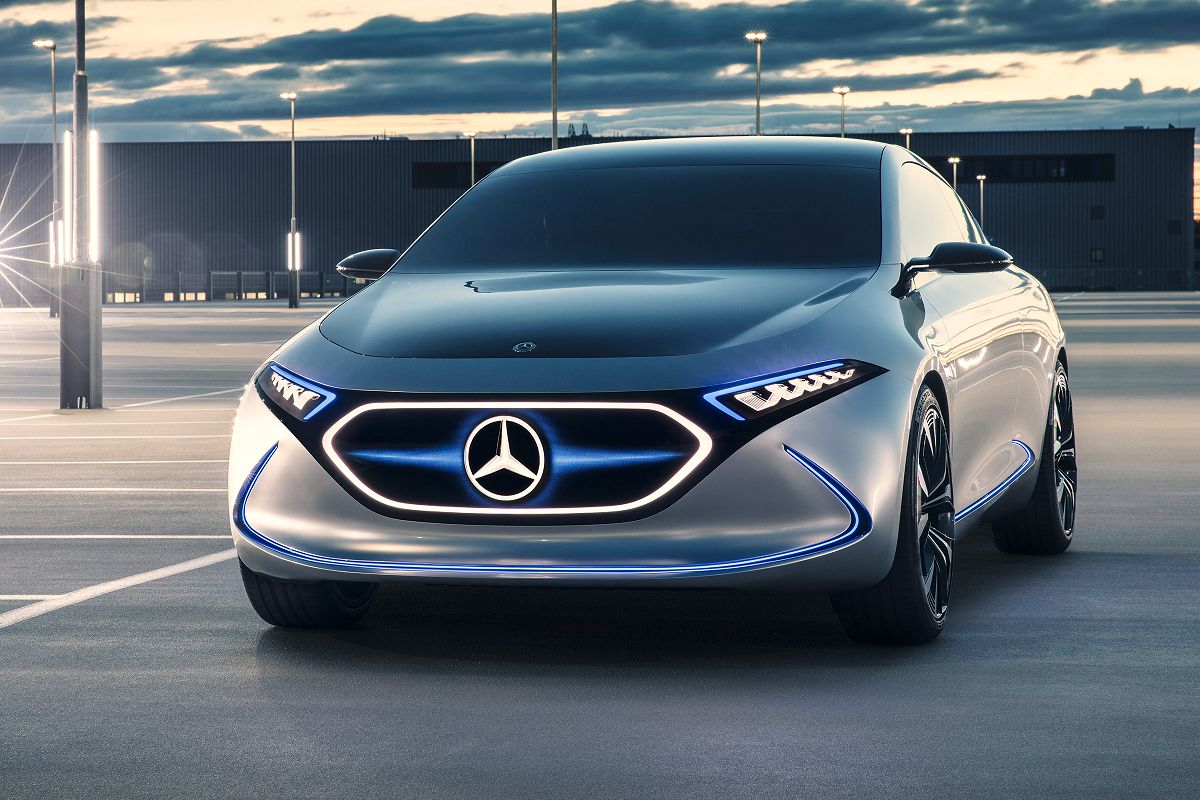2022 Mercedes Eqa Cost Price Range Equals Live