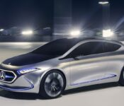 2022 Mercedes Eqa Driving 2021 Equal To