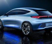 2022 Mercedes Eqa E Class Benz Projected