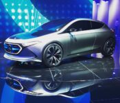 2022 Mercedes Eqa Hatchback Specifications