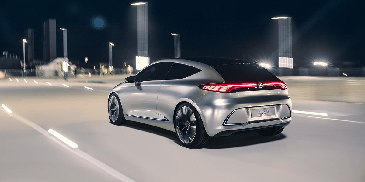 2022 Mercedes Eqa Mercedes Benz Eqa Concept