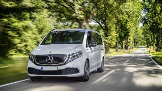 2022 Mercedes Metris 2021 Camper 2022 Rail
