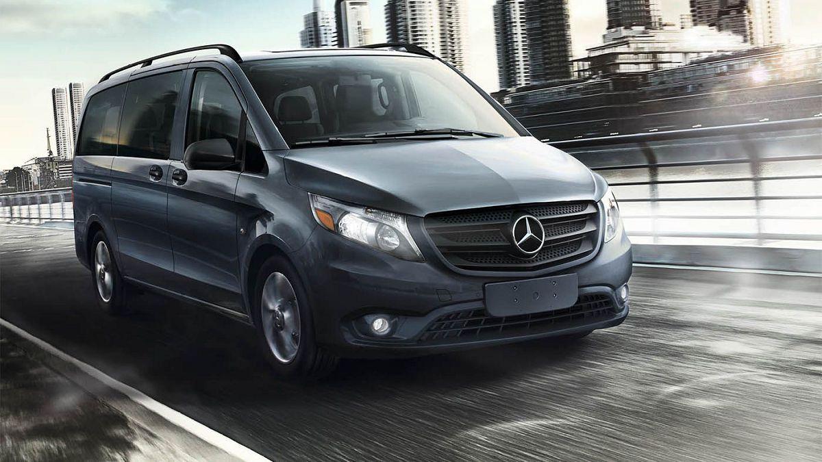 2022 Mercedes Metris Vans Long Wheelbase