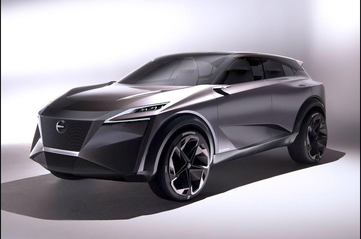 2022 Nissan Qashqai 2016 Usa 2018 2019 Interior