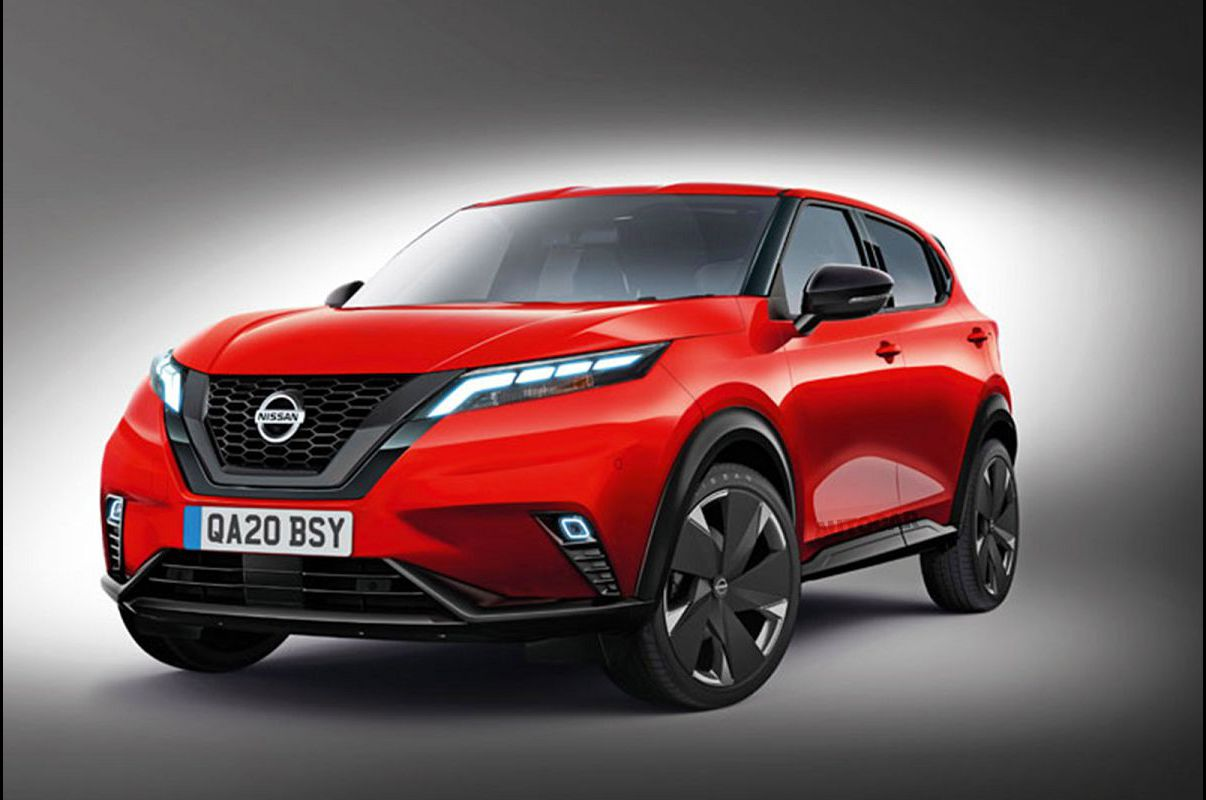 2022 Nissan Qashqai Space Reviews Specification