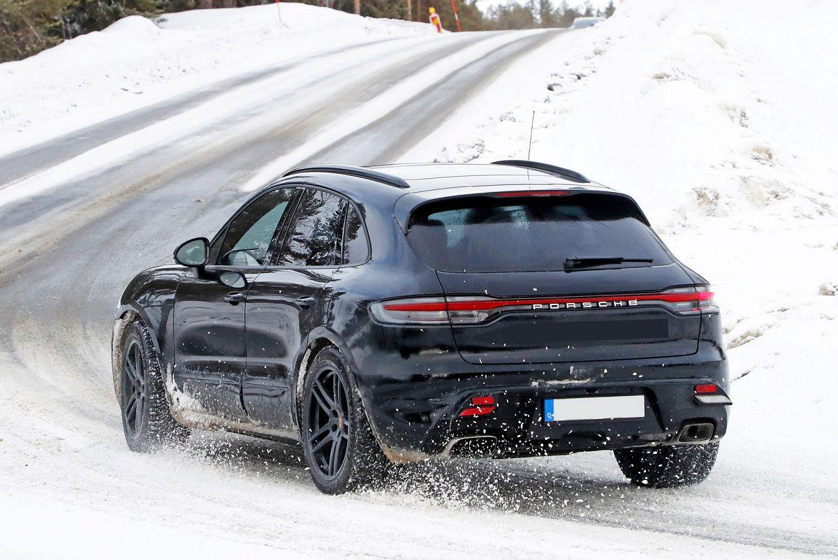 2022 Porsche Macan Book Price Ireland Electric Specs S