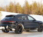 2022 Porsche Macan Mat All Weather Cargo Wheels Carbon