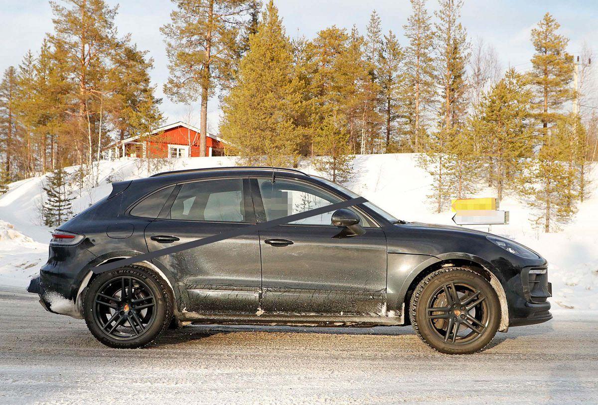 2022 Porsche Macan Mats Key Fob Cover Car Trunk
