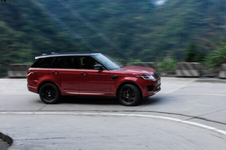 2022 Range Rover Car Game Remote Accessories Key Cover P38
