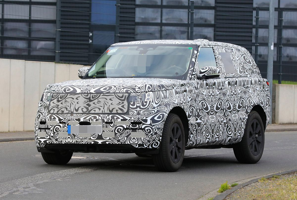 2022 Range Rover Changes Spy Photos Inside 2020 Discovery