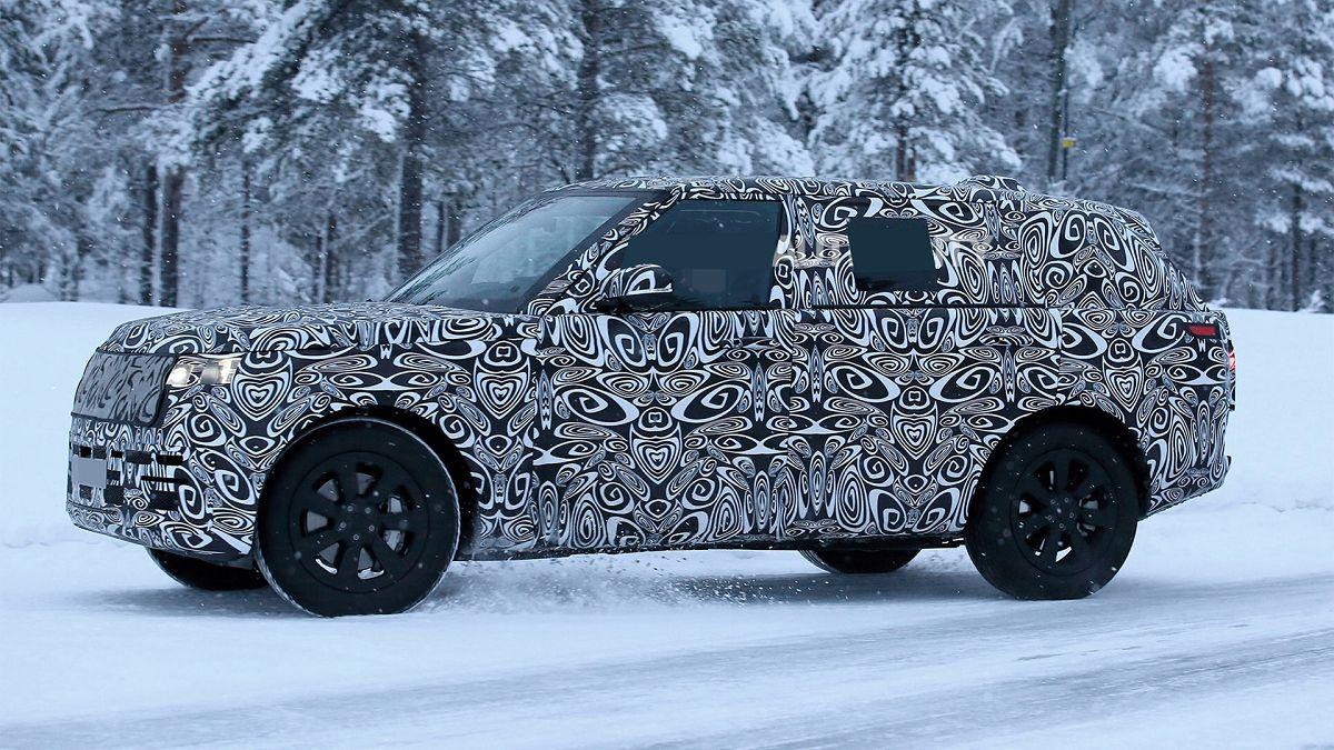 2022 Range Rover Electric Hse Interior Velar Nouvel Evoque